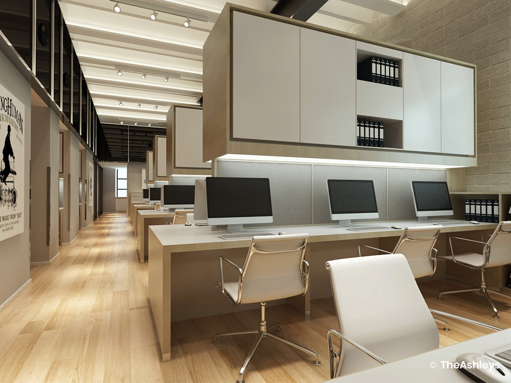 high end office designers in india
