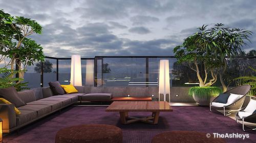 Versatile Sky Lounge