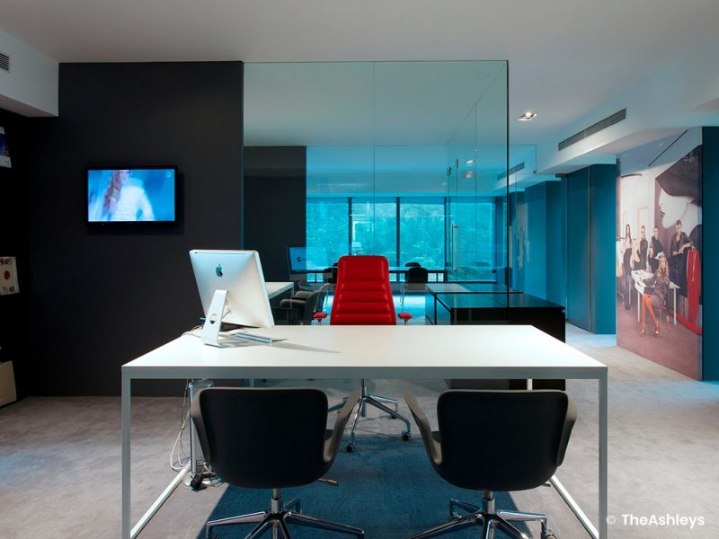 IIID Award- Best Office design for Marngoni , national level